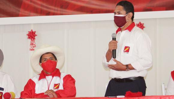 El exgobernador de Junín Vladimir Cerrón es el autor del plan de gobierno que promueve el candidato Pedro Castillo (Perú Libre).