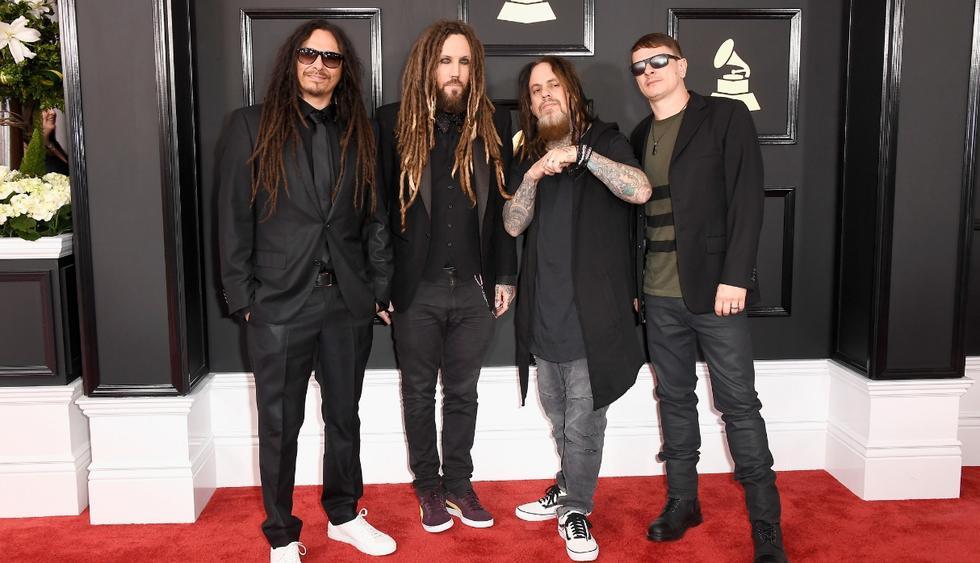 Korn estrena el primer single de su nuevo disco (Foto: AFP)