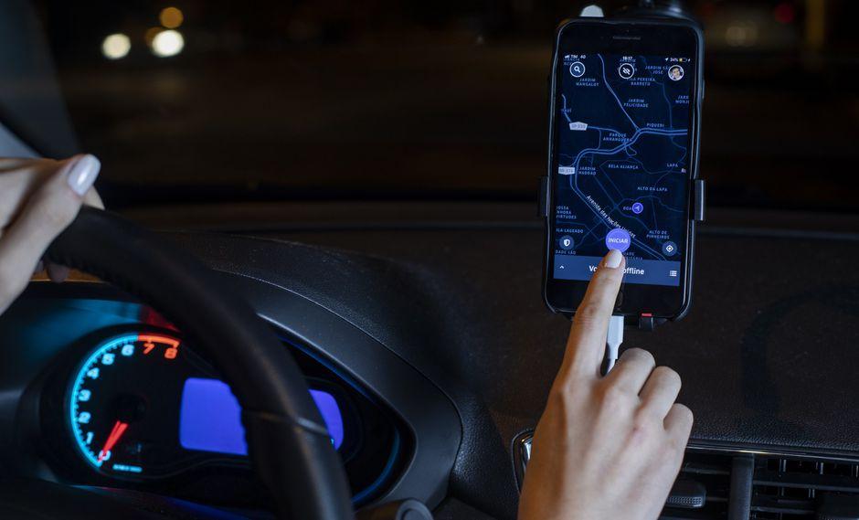 Los conductores de Uber no recibirán viajes desde destinos hacia donde no puedan dirigirse por la restricción vehicular. (Foto: Uber)