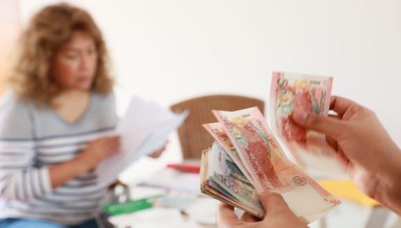 Entidades financieras recomiendan a sus clientes retirar sus CTS en caso tengan una urgencia, de lo contrario que siga generando rentabilidad. (Foto: Juan Ponce / GEC)