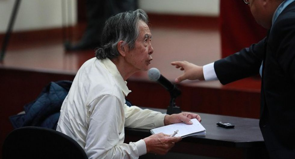 Subtitular Alberto Fujimori