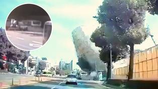 Corea del Sur: Edificio se desploma y mata a nueve personas