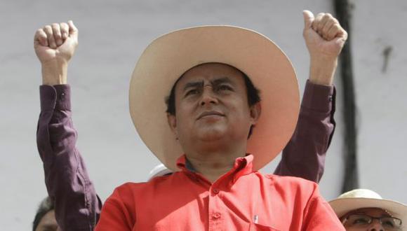 NO HIZO NADA. Santos solo es un pagador de las obras que ya estaban financiadas al 100%. (Rafael Cornejo)