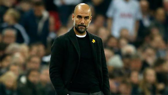 El enfado de Guardiola con Mendy y sus indisciplinas. (Foto: AFP)