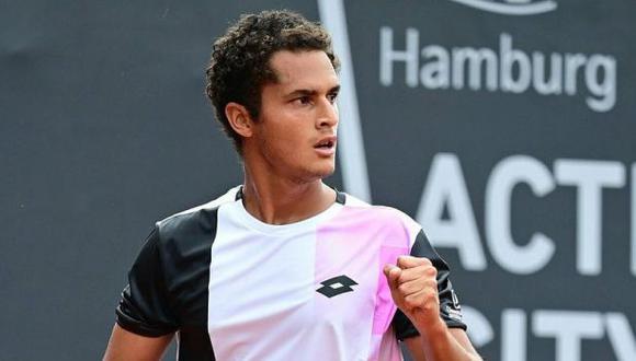 Juan Pablo Varillas ocupa el puesto 125 en el ranking ATP. (Foto: ATP)