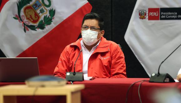 El premier Zeballos participaría en sesión virtual de la Comisión de Justicia la próxima semana. (Foto: PCM)