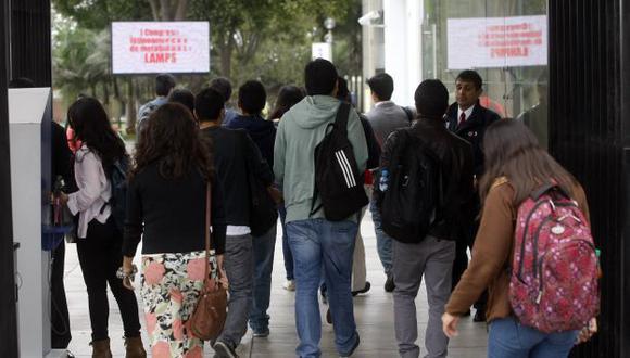 Fujimorismo presentó acción de inconstitucionalidad contra Ley Universitaria. (USI)