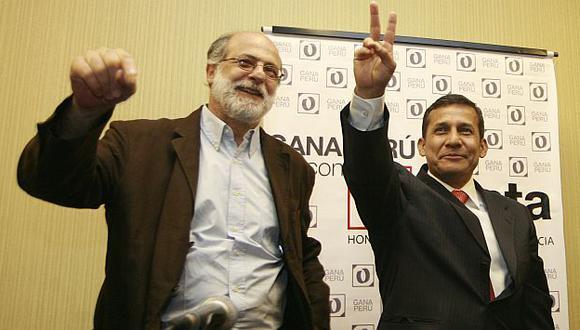 """Humala y Abugattás han tratado con """"delicadeza"""" el caso Obregón. (USI)"""