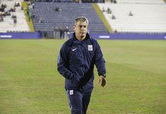 """Pablo Bengoechea: """"Cada partido es importante, todos están peleando por algo"""""""