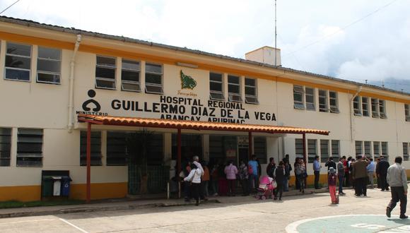 Apurímac: Seis personas que llegaron del extranjero son sometidos a prueba de coronavirus y son vigilados por la Diresa (Foto: archivo)