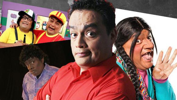 La Paisana Jacinta se volvió a transmitir en 2014.