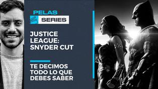 Se estrenó Justice League: Snyder Cut