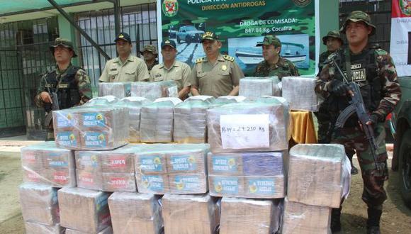 Piura: Red internacional de narcotraficantes opera entre peruanos y ecuatorianos. (Jorge Merino)