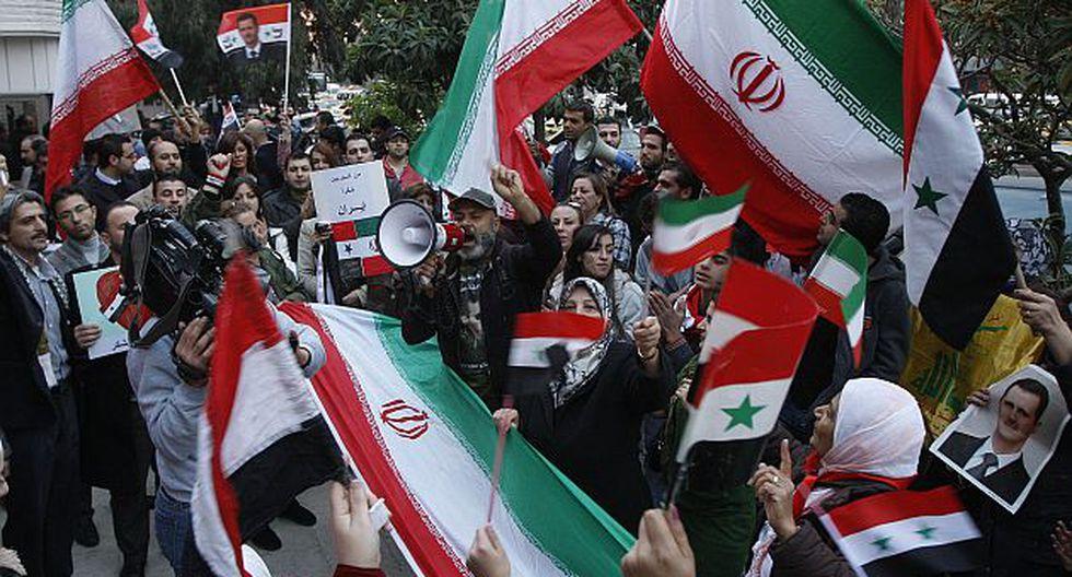 Los castigos pretenden detener la violencia contra los manifestantes sirios. (AP)