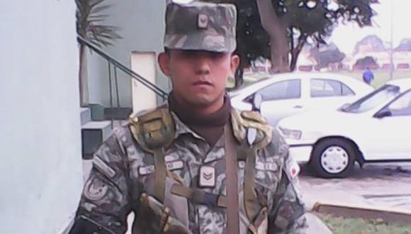 Soldado habría sido asesinado en cuartel militar. (Facebook Luis Ching Bardales)