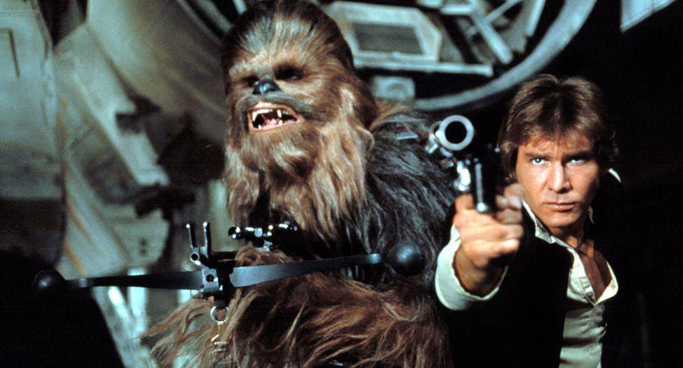 'Han Solo: Una historia de Star Wars': ¿Qué edad tiene 'Chewbacca'? (USI)