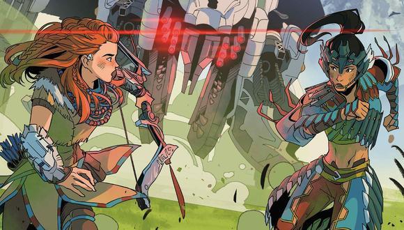 'Horizon Zero Dawn' llegará al mundo de los cómics el próximo año.