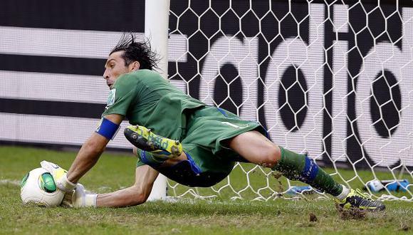 Italia celebró en Salvador. (EFE)