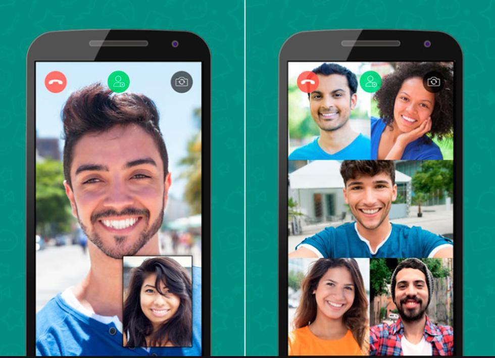 En los últimos meses del 2017 corría el rumor de que WhatsApp estaría pensando en añadir videollamadas grupales en su aplicación, similar a la función de Skype. (Android Libre)