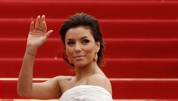 Eva Longoria se suma al debate de los premios Oscar sobre la representación latina. (Foto: AFP)