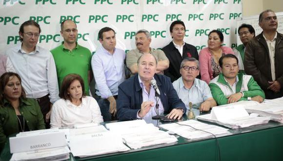 Se agudiza la división en el PPC. (César Fajardo)