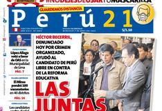 Las juntas de Pedro Castillo