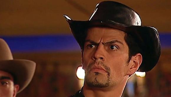 El actor colombiano logró popularidad y desde ese momento ha sido parte de diversas telenovelas colombianas (Foto: Caracol TV)