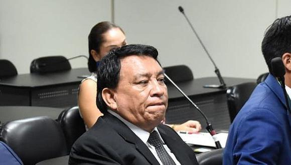 JEE Lima Centro 2 inició proceso de exclusión de José Luna Gálvez (GEC).