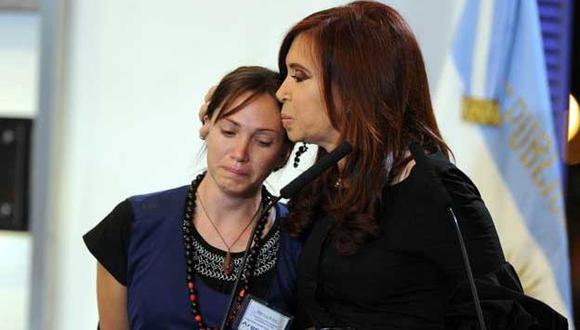 La mandataria ofreció un extenso discurso ante el Congreso. (diariobae.com)