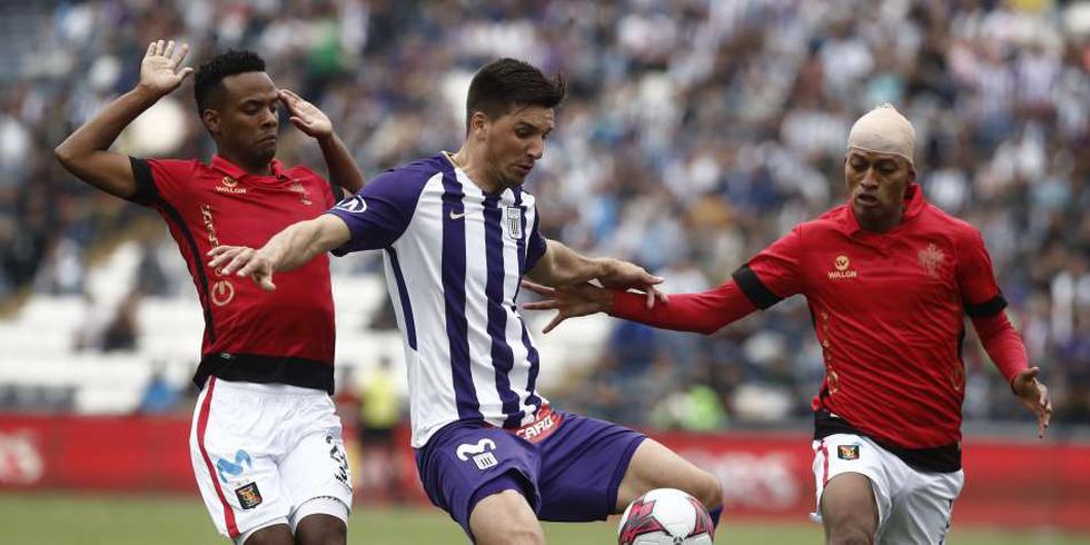 Alianza Lima recibe en casa a Melgar en la primera semifinal (Foto: César Campos - GEC).