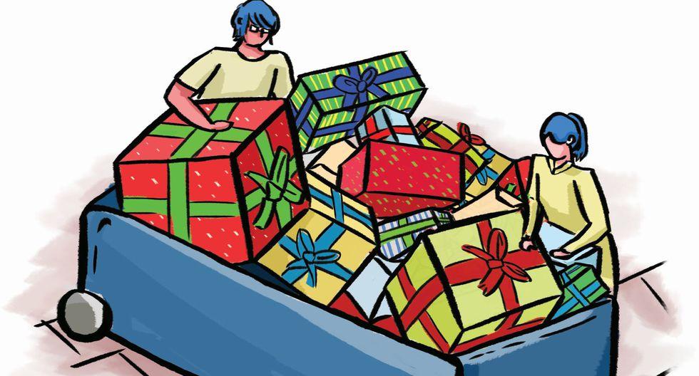 Los regalos devueltos