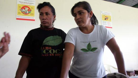 Líderes cocaleras postularon al Congreso y al Parlamento Andino gracias al Nacionalismo. (Peru21)