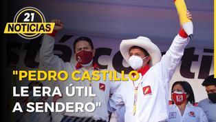 "Carlos Basombrío, exministro del Interior: ""Pedro Castillo le era útil a Sendero"""
