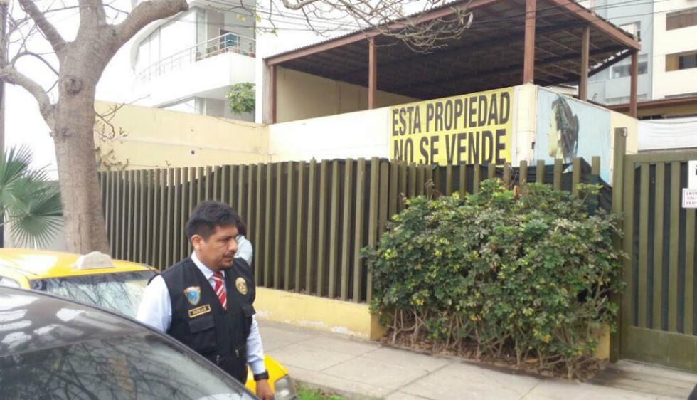 Rodolfo Orellana: Ministerio Público da nuevo golpe e interviene propiedades de esta organización en Miraflores. (Fabiola Valle)