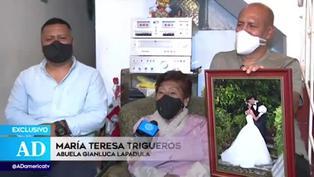 """Familia de Gianluca Lapadula: """"Es el Tanque Inca"""""""