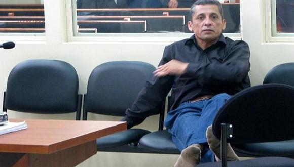 Antauro Humala fue condenado a 19 años de prisión. (USI)