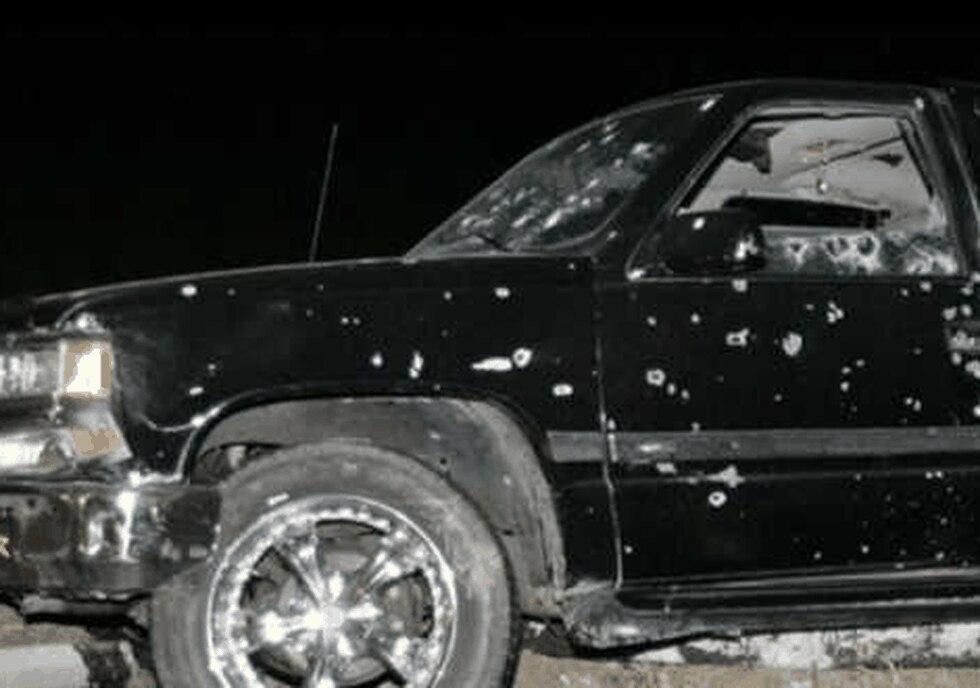 """El """"Gallo de Oro"""" fue asesinado cuando estaba dentro de una camioneta Suburban último modelo 2007. (Foto: Difusión)."""