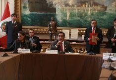 Comisión de Justicia continúa con el debate de la ley orgánica del JNJ