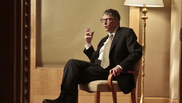 Bill Gates vuelve a ser en 2014 el hombre más rico del mundo para Forbes. (AP)