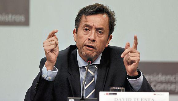 Tuesta recordó que las obras deben ser independientes de los gobiernos de turno. (USI)