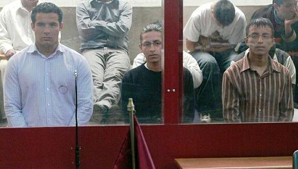 Colegiado reformuló sus condenas para los acusados. (USI)