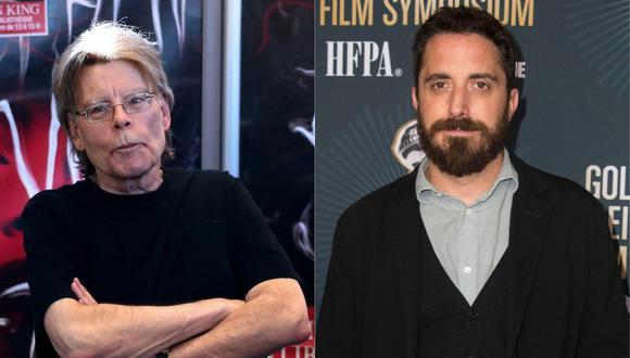 Stephen King y Pablo Larraín se unen para la serie de Apple TV+ Lisey's Story. (Foto: AFP/Kenzo TRIBOUILLARD-Valerie Macon)