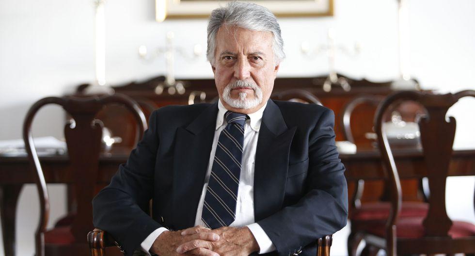 "Exvicecanciller Eduardo Ponce: ""Vicente Zeballos no debería ser nombrado en ningún puesto diplomático"""