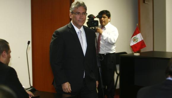 Jorge del Castillo dice que gobierno tiene afán de meter a prisión a un ministro aprista. (USI)