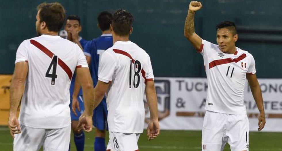 Perú debuta ante Haití en la Copa América Centenario. (AFP)