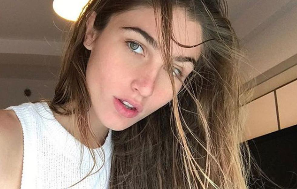 Aelssia Rovegno. (Instagram)