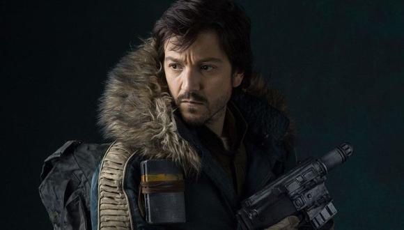 """Diego Luna confirma el fin del rodaje de """"Star Wars: Andor"""", serie que protagoniza. (Foto: Disney+)"""