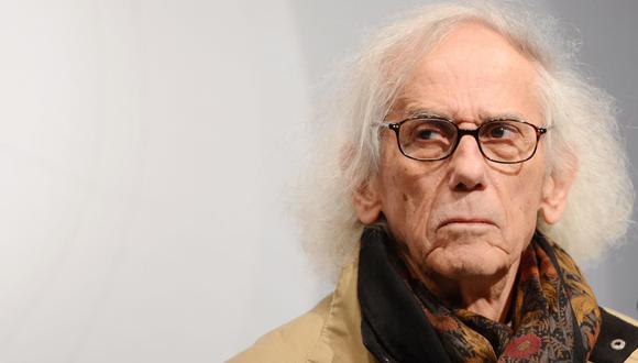 El artista plástico Christo falleció a los 82 años en su casa en Nueva York, Estados Unidos. (AFP).