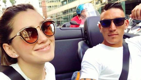 Falleció Melody Pasini, la novia de Ricardo Centurión. (Foto: Instagram)