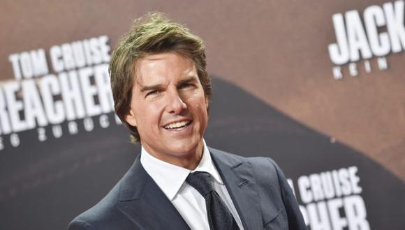 Tom Cruise destaca a la Cienciología: